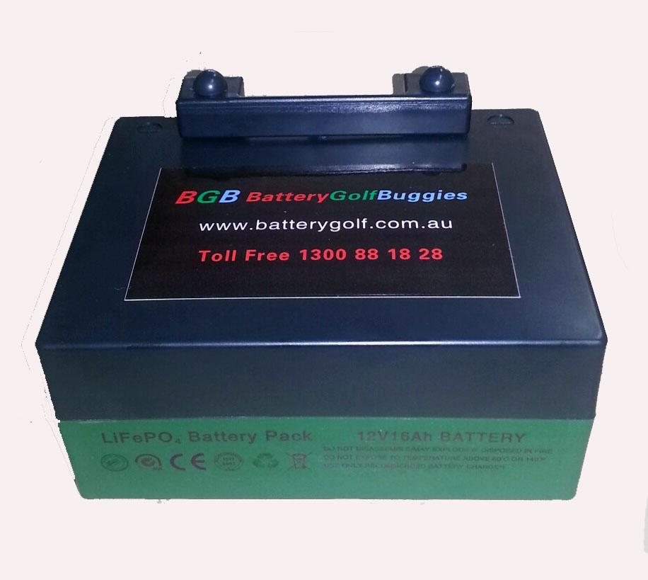Ezicaddy remote advantage motobrake air 18ah lithium for Avantage batterie lithium ion